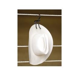 Porta chapéu de metal